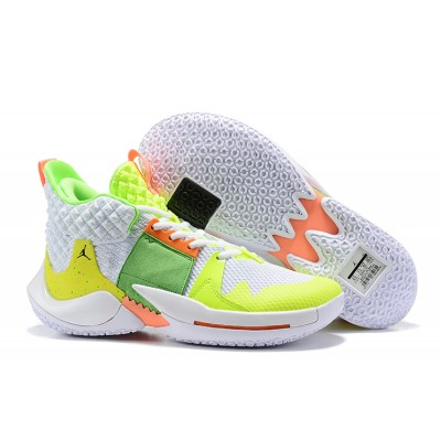 Russell Westbrook Jordan Why Not Zer0.2 Super Soaker Shoes