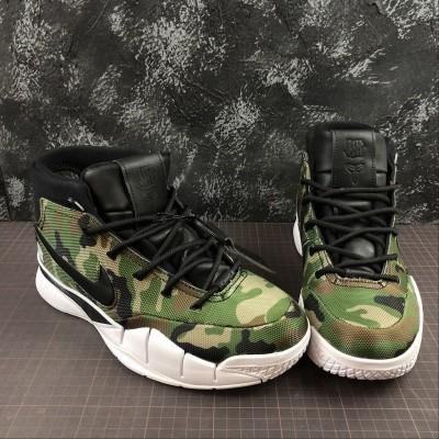 "Nike Kobe 1 Protro MPLS "" Final Seconds "" Camo Shoes"