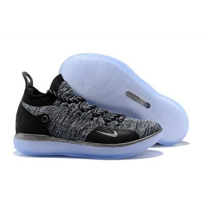 "Nike KD 11 ""Still KD"" Black Grey Shoes"