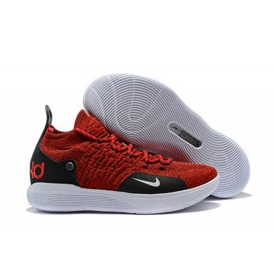 Nike KD 11 University Red/Black-White Shoes