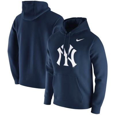 MLB New York Yankees Nike Navy Hoodie