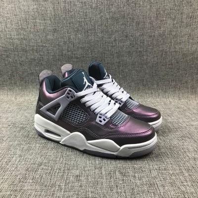 Air Jordan 4 GS Monsoon Blue Shoes