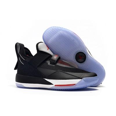 Air Jordan 33 Black/Grey-Red Shoes