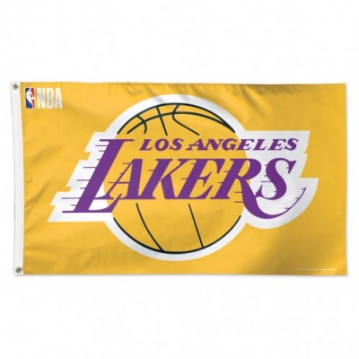 NBA Los Angeles Lakers Team Flag