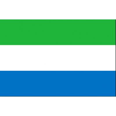 Bandeira de Serra Leoa FC Team Flag