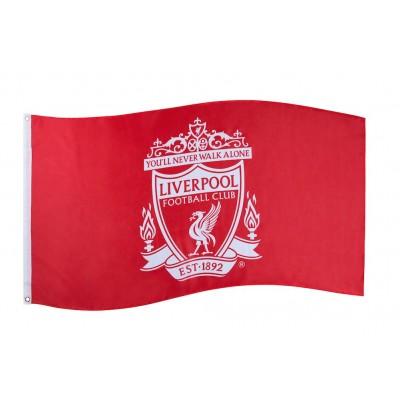 Liverpool FC Team Flag  5