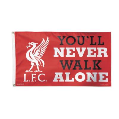 Liverpool FC Team Flag  3