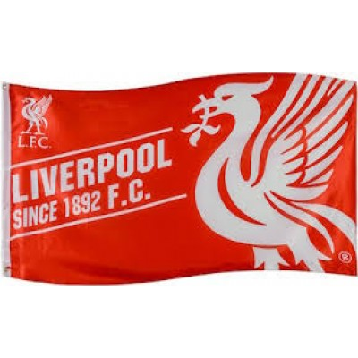 Liverpool FC Team Flag  12