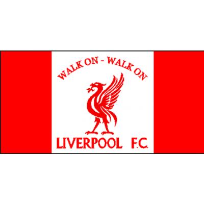 Liverpool FC Team Flag  11