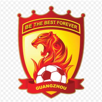 Guangzhou FC Team Flag