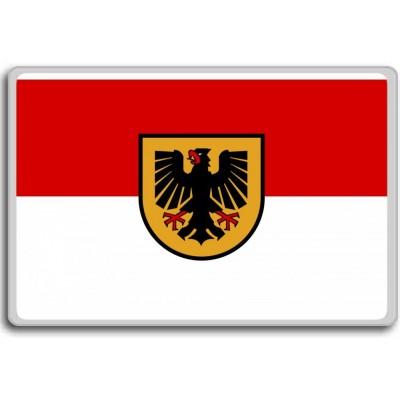 Dortmund FC Team Flag  1