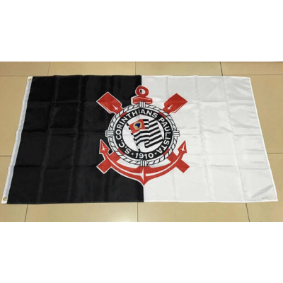 club corinthians paulista FC Team Flag  2