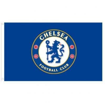 Chelsea FC Team Flag  4