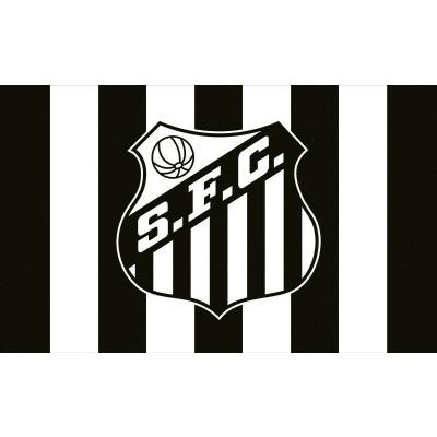 Brazil Santos Futebol Clube FC Team Flag  1