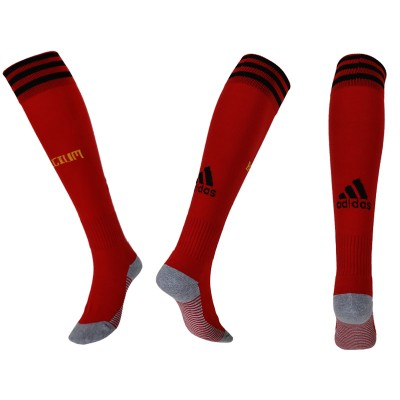 Belgium Home 2018 FIFA World Cup Soccer Socks
