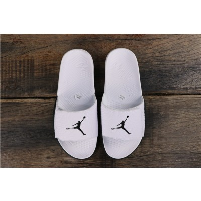 Air Jordan 7 Hydro All White Slipper