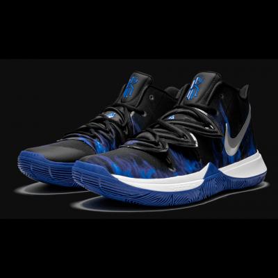 "Nike Kyrie 5 ""Duke"" Black Blue Shoes"