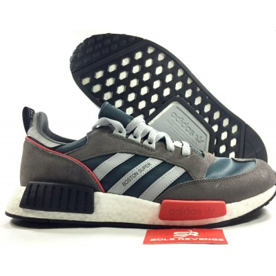 Adidas Boston SuperxR1 Shoes Bold Onix / Clear Onix / Cloud White Shoes