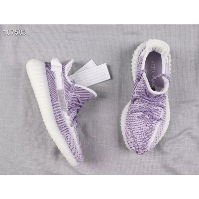 "Adidas Yeezy Boost 350 V2 ""Purple/white"" Shoes"