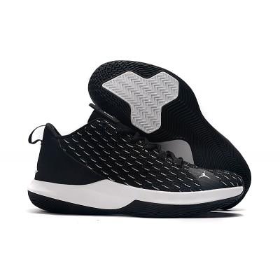 2019 Jordan CP3.XII Black/White Shoes