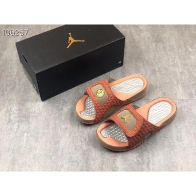 CLOT x Air Jordan Hydro 13 Sandals Slipper