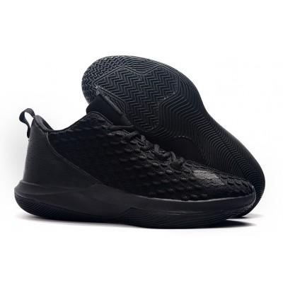 """2019 Jordan CP3.XII """"Triple Black"""" Shoes"""