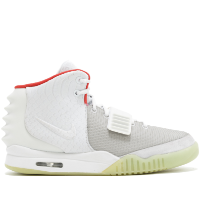 Nike Air Yeezy 2 Pure Platinum Shoes