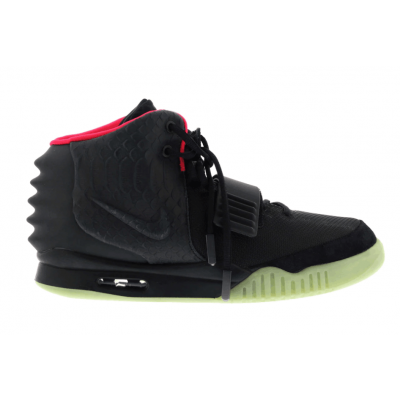 Nike Air Yeezy 2 Solar Red Shoes
