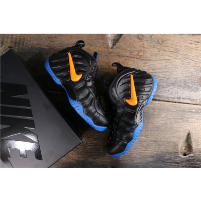 Nike Air Foamposite Pro Black Royal Shoes