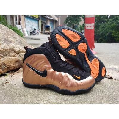 "Nike Air Foamposite Pro ""Hyper Crimson"" Kids Shoes"