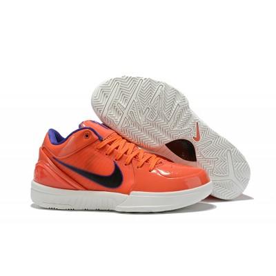 Nike Kobe 4 Protro Team Orange Multi Color Shoes