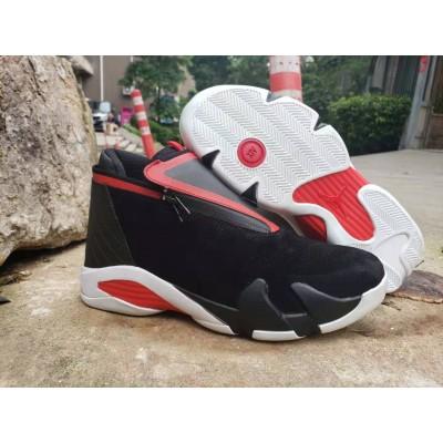 Air Jordan 14 Black Red Shoes
