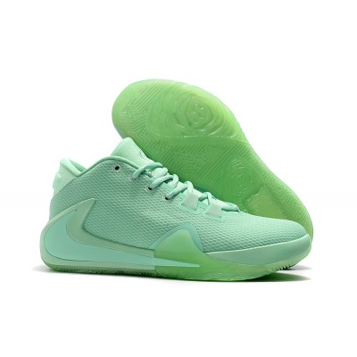 2019 Nike Zoom Freak 1 Light Green Shoes