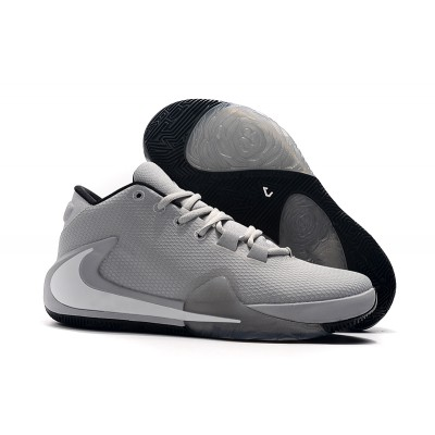 2019 Nike Zoom Freak 1 Grey Black Shoes