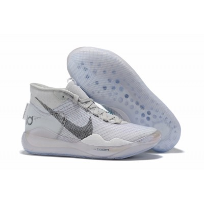 2019 Nike KD 12 Wolf Grey Shoes