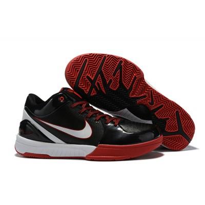 Nike Kobe 4 Protro Black Red Shoes
