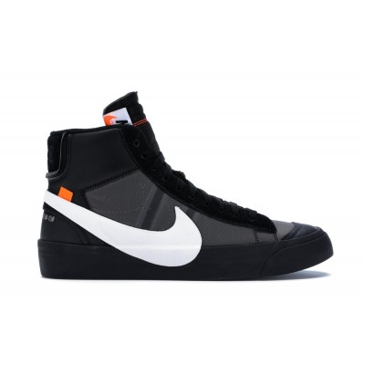 OFF-WHITE x Nike Blazer Mid 'Grim Reapers' Shoes