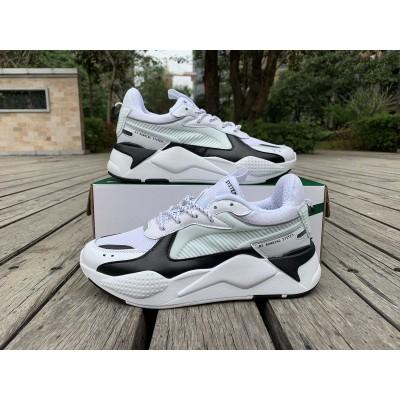 Puma Grey Black Shoes