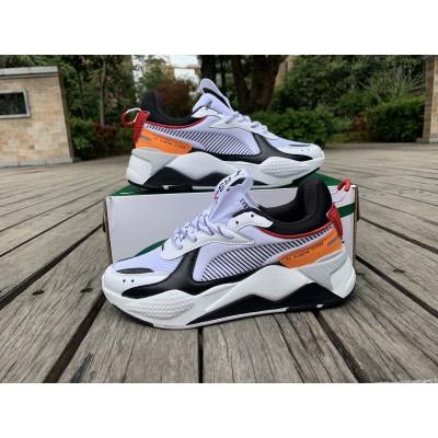 Puma Black White Shoes