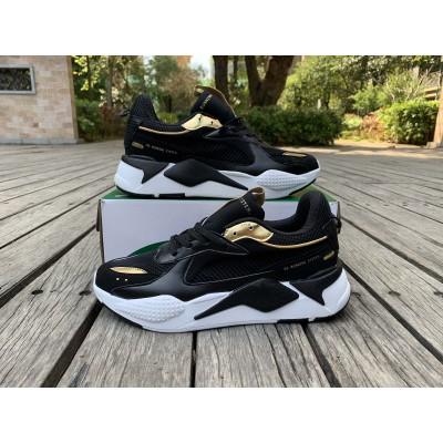 Puma Black Gold Shoes