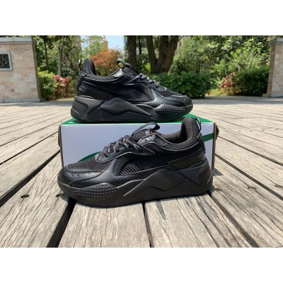 Puma All Black Shoes