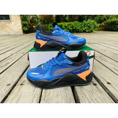Puma Royal Black Shoes
