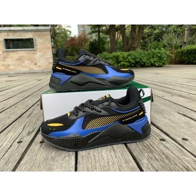 Puma Royal Black Gold Shoes