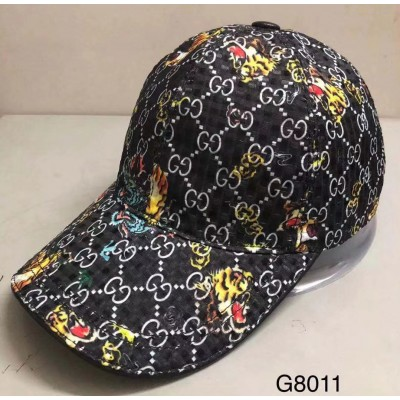 Black Fashion Hat 1220