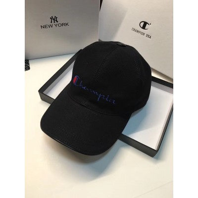 Black Fashion Hat 1215