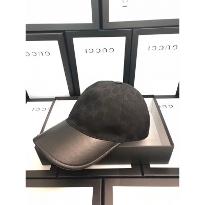 Black Fashion Hat 1203