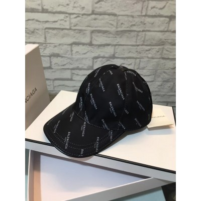 Black Fashion Hat 1202