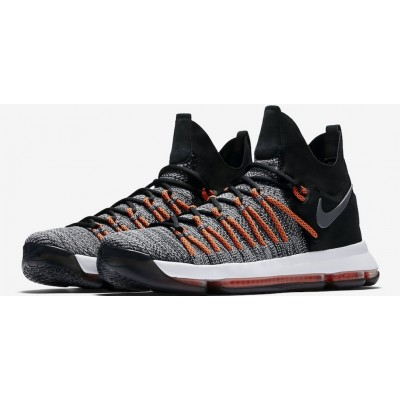 Nike KD 9 Elite Hyper Orange Shoes