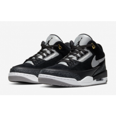 2019 Air Jordan 3 Tinker Black Shoes