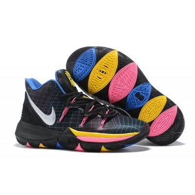 Nike Kyrie 5 Spiderman Black Shoes